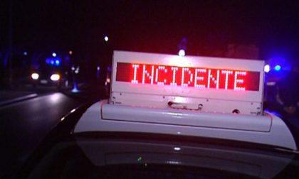 Mestre, incidente tra 8 veicoli in Tangenziale, lunghe code