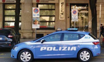 """Tenta il colpo all'""""Athesis"""", veneziano arrestato"""