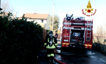 Incendio in un'abitazione a  Favero Veneto: tanta paura ma nessun ferito
