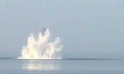Bomba day: tutte le foto dello spettacolare disinnesco della bomba GALLERY