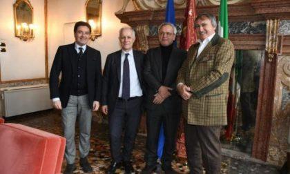 Raccolta fondi per Venezia: Mentana e Fontana consegnano 900mila euro alla città