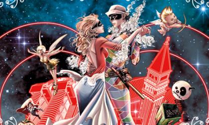 Carnevale di Venezia, i Domini Gothici Gens di Castello di Godego protagonisti