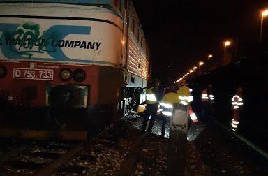 Incidente ferroviario sulla Verona-Venezia: l'Arpav interviene per contenere sversamento di gasolio