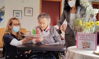 Nonna Pasqua e i suoi 105 anni ai tempi del Corona virus