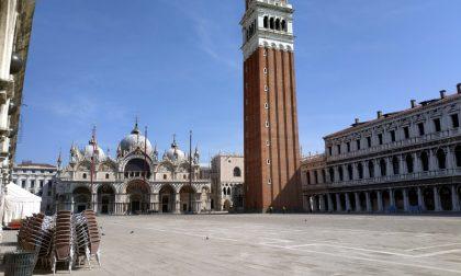 Venezia fantasma: come appare la città senza turisti FOTO