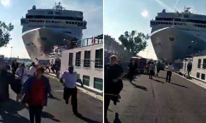 MSC Opera: si riapre il caso. Lo schianto era evitabile. VIDEO