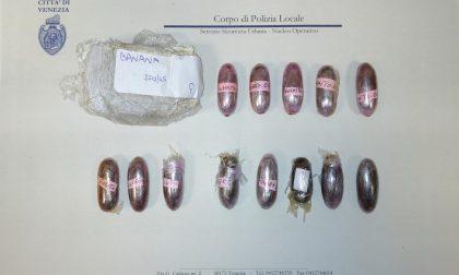 Sequestrate 500 dosi di stupefacenti: il record della polizia locale