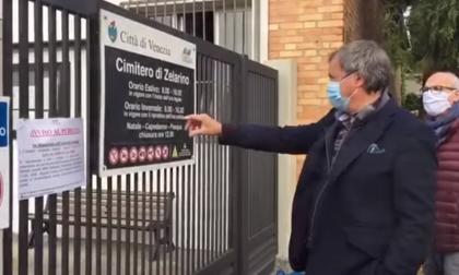 Coronavirus: l'ordinanza di riapertura dei cimiteri sul territorio comunale di Venezia