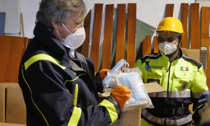 Arrivate 600.000 mascherine per Venezia: da domani la distribuzione in tutta la provincia