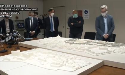 """Zaia: """"Non erano frottole"""": i due nuovi ospedali sono realtà."""