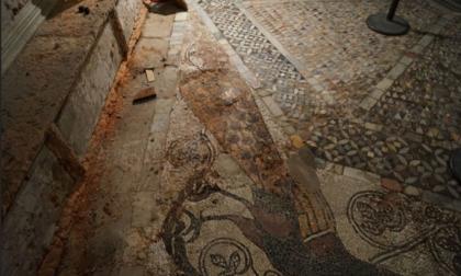 Al via il restauro dei mosaici di San Marco: ecco la GALLERY