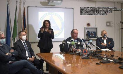 """Progetto Regione Covid-free, Zaia: """"Certificare ai turisti che abbiamo la situazione sotto controllo"""""""