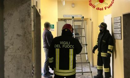 Principio di incendio all'ospedale di San Donà: intervento immediato di messa in sicurezza