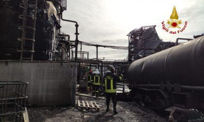 Incendio Marghera: proseguono le operazioni di messa in sicurezza dello stabilimento 3V Sigma GALLERY
