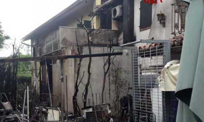 Incendio a Mestre: prende fuoco un appartamento in Via Resia GALLERY