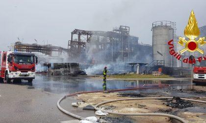 Incendio a Marghera: le immagini shock dei Vigili del Fuoco VIDEO e GALLERY