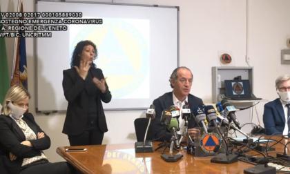 """Fase 2 Veneto, Zaia tira dritto: """"Domani l'ordinanza Faq"""""""