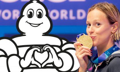 Federica Pellegrini inarrestabile: partnership con Michelin in vista delle Olimpiadi
