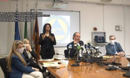 """Riaperture 18 maggio, Zaia: """"Linee guida del Veneto fanno giurisprudenza"""""""