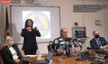 """Zaia, nuova ordinanza per il Veneto: """"Da lunedì stop obbligo mascherine"""""""