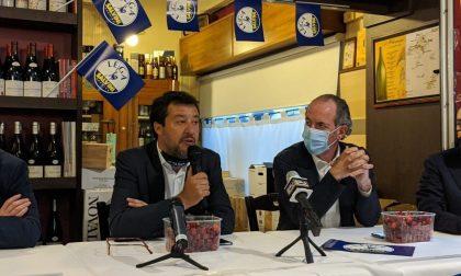 """Salvini: """"L'autonomia rimane un cardine. Tra me e Zaia? Nessuna competizione"""""""