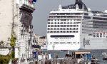 Tornano di nuovo le crociere a Venezia (in attesa dell'ormeggio a Marghera): parte Msc