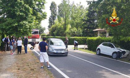 Incidente a Cinto Caomaggiore: due feriti