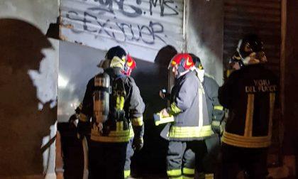 Venezia, principio di incendio in Salizada San Pantalon GALLERY