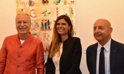 """""""Dal Silenzio alla Parola"""" di Lorenzo Marini: inaugurata oggi la mostra presso la Fondazione Bevilacqua la Masa"""