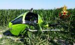 Caorle: precipita un elicottero ultra leggero, ferito il pilota