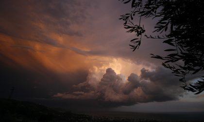Allerta meteo: rovesci intensi a partire dalla serata di oggi