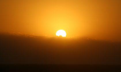 Meteo, allerta arancione: drastico aumento delle temperature per la giornata odierna