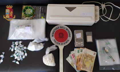 Chioggia: aveva in casa 219 grammi di cocaina. Arrestato.