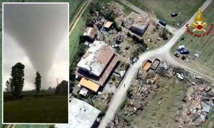 5 anni dal tornado che ha devastato la Riviera del Brenta: il video shock