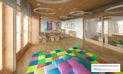"""Nuovo asilo al parco Piraghetto. De Martin: """"Abbiamo trovato le soluzioni per il futuro dei nostri bambini"""