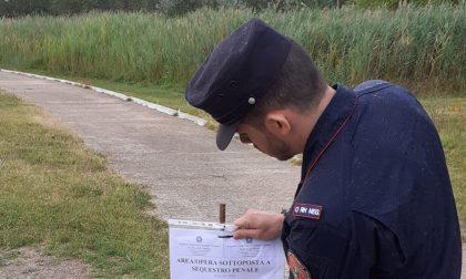Parco San Giuliano, violato il codice dei beni culturali, sequestrate alcune aree