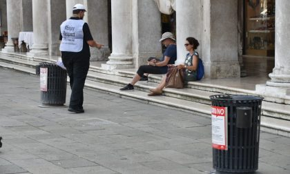 Venezia: tornano i Guardians per dare ordine e decoro alla zona marciana