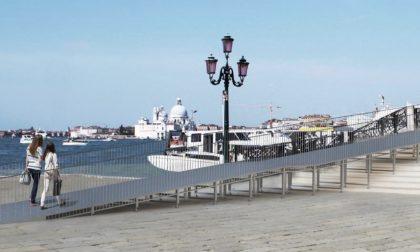 Accessibilità: nuove rampe su 5 ponti che vanno da riva degli Schiavoni ai Giardini della Biennale