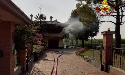 Fuga di gas provoca un'esplosione in località Cesarolo: grave una 70enne
