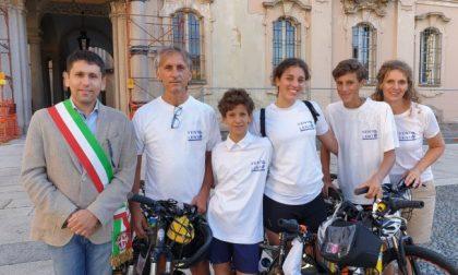 """""""Vento lento"""", il tour in bici per promuovere la mobilità sostenibile farà tappa a Venezia"""
