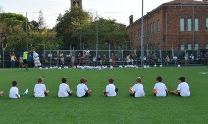 Campo di calcio di Sant'Alvise, conclusi i lavori di manutenzione – FOTO