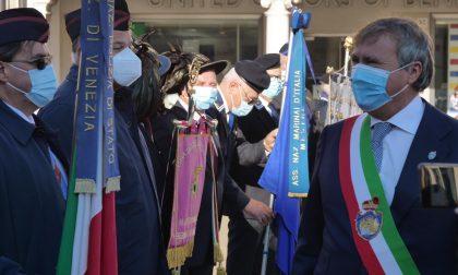 Celebrazioni San Michele: questa mattina in piazza Ferretto l'alzabandiera col sindaco Brugnaro – FOTO