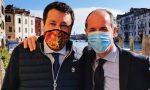 """Salvini a Venezia: """"Invidioso di Zaia? Ma quale rivalità, lo sento più di mia madre"""" – VIDEO e GALLERY"""