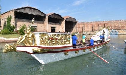 Bissona Serenissima, terminati i lavori di restauro: sfilerà alla Regata storica – FOTO