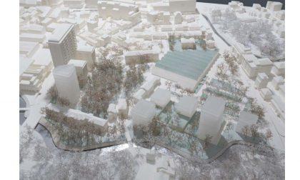 """""""Castelvecchio"""" Mestre, ecco il nuovo masterplan per la riqualificazione dell'area dell'ex ospedale Umberto I"""