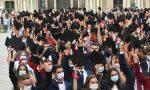 Ca' Foscari, ieri e oggi il Giorno della laurea in Piazza San Marco – FOTO