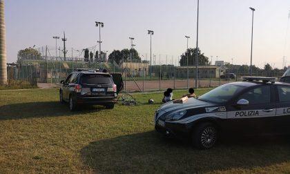 Polizia locale: multe e daspo urbano in tre operazioni antidroga a Mestre