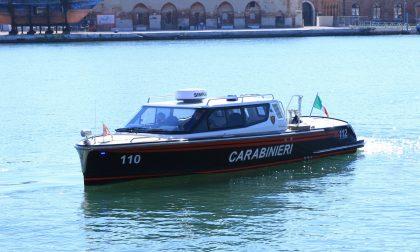 Nuove motovedette del servizio navale dei Carabinieri: presentate stamattina all'Arsenale – FOTO
