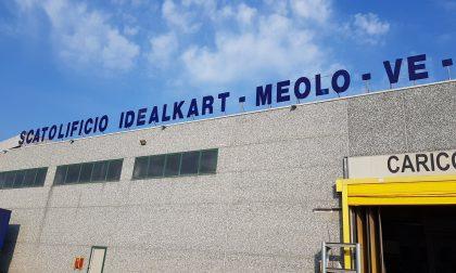 """Tutti negativi i 127 dipendenti della """"Ondulati Nordest"""" e """"IdealKart"""" di Meolo"""