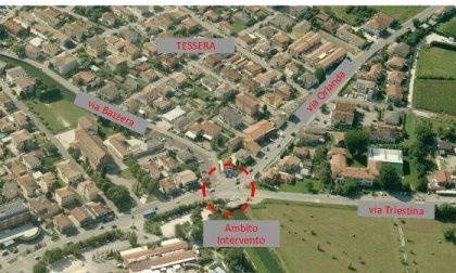 Rotonda a Tessera, approvato dalla Giunta il progetto definitivo